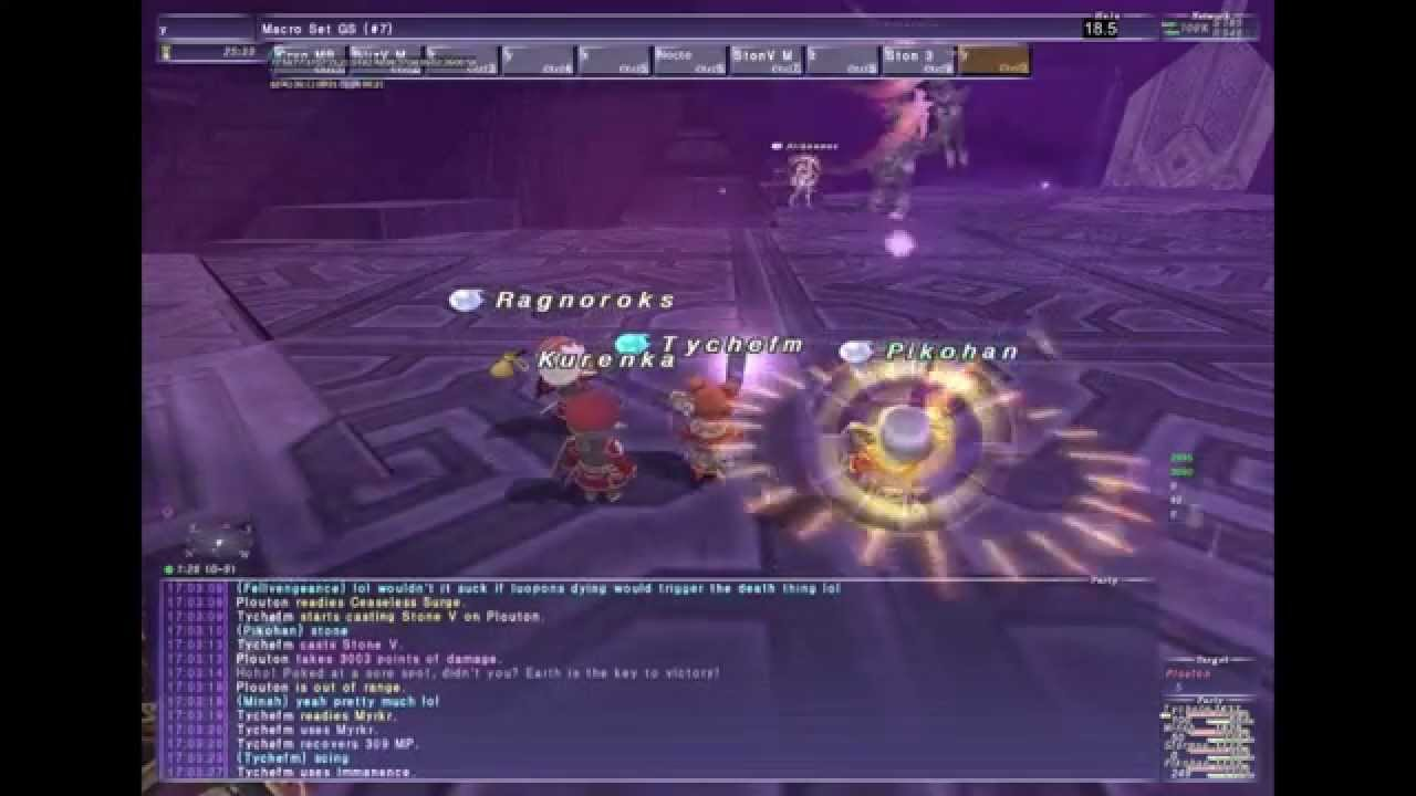 how to find a linkshell ffxi