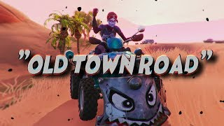 """Fortnite Montage - """"Old Town Road"""" (Lil Nas X ft. Billy Ray Cyrus)"""