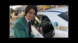 喜矢武豊『ドロ刑』でタクシー運転手役「セクシーバージョンで」| News ...
