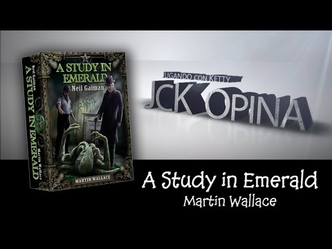 A Study in Emerald [JcK Opina ep.21]