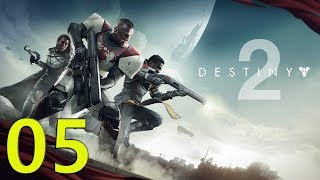 DESTINY 2 Walkthrough PC Gameplay Part 5 - Hive (No Commentary)