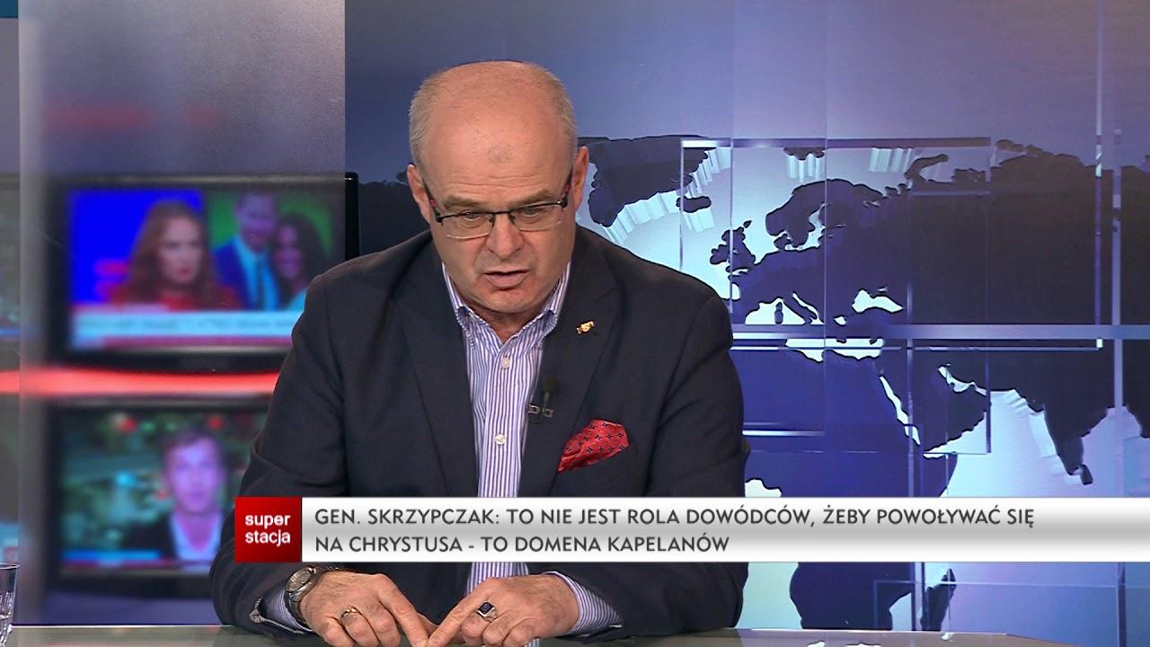 Nie ma żartów – gen. Waldemar Skrzypczak – 27.11.2017