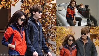 you won t believe how adorable lee jong suk and park shin hye are in this video for millet