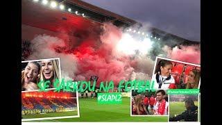 SE ŠÁRKOU NA FOTBAL: SK Slavia Praha - FC Viktoria Plzeň