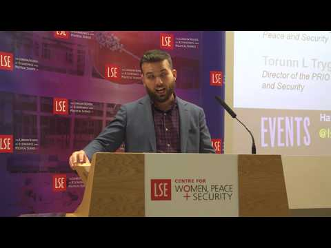 LSE Events | Women, Peace and Security in the Global Arena