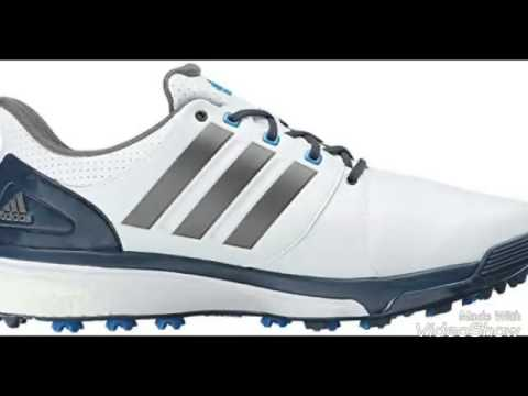 adidas Men s Adipower Boost 2 Golf Cleated - YouTube 58c7502a3