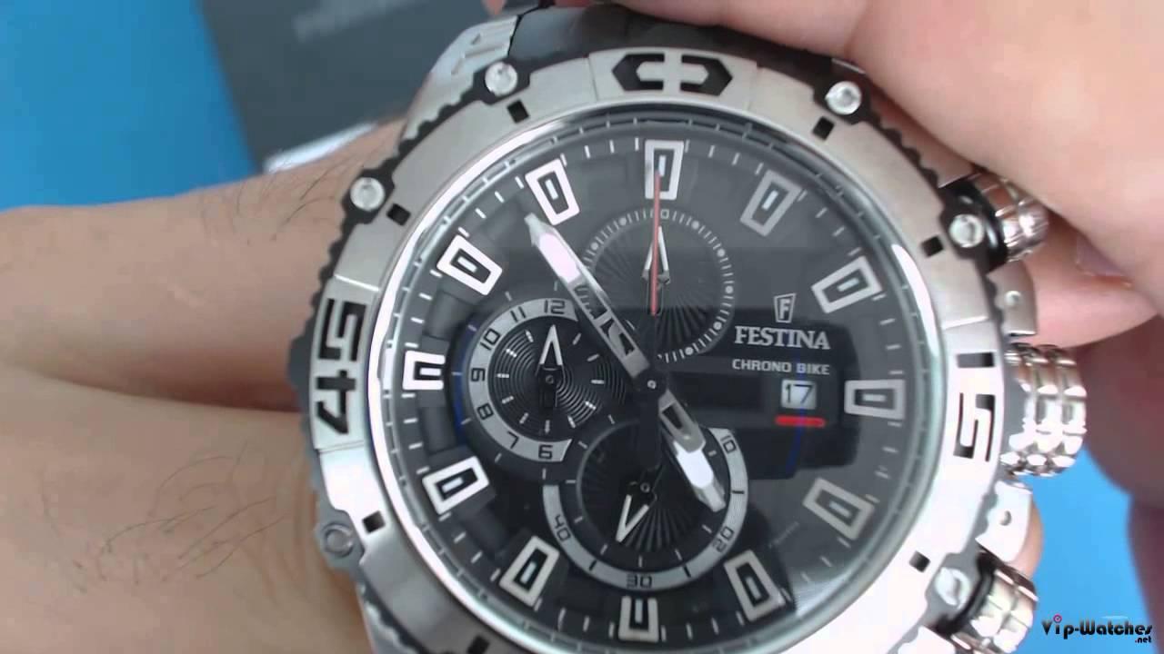 72451418743f Мъжки часовник Festina - F16600 2 - YouTube