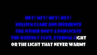 Astronomy - Metallica Karaoke
