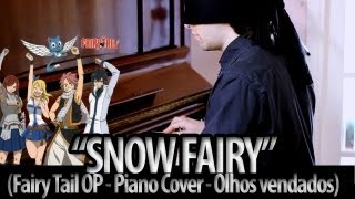 Baixar - Fairy Tail Abertura 1 Snow Fairy Piano Cover By The Kira Justice Grátis