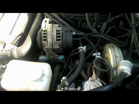 Перенос генератора для ВАЗ 21213 НИВА