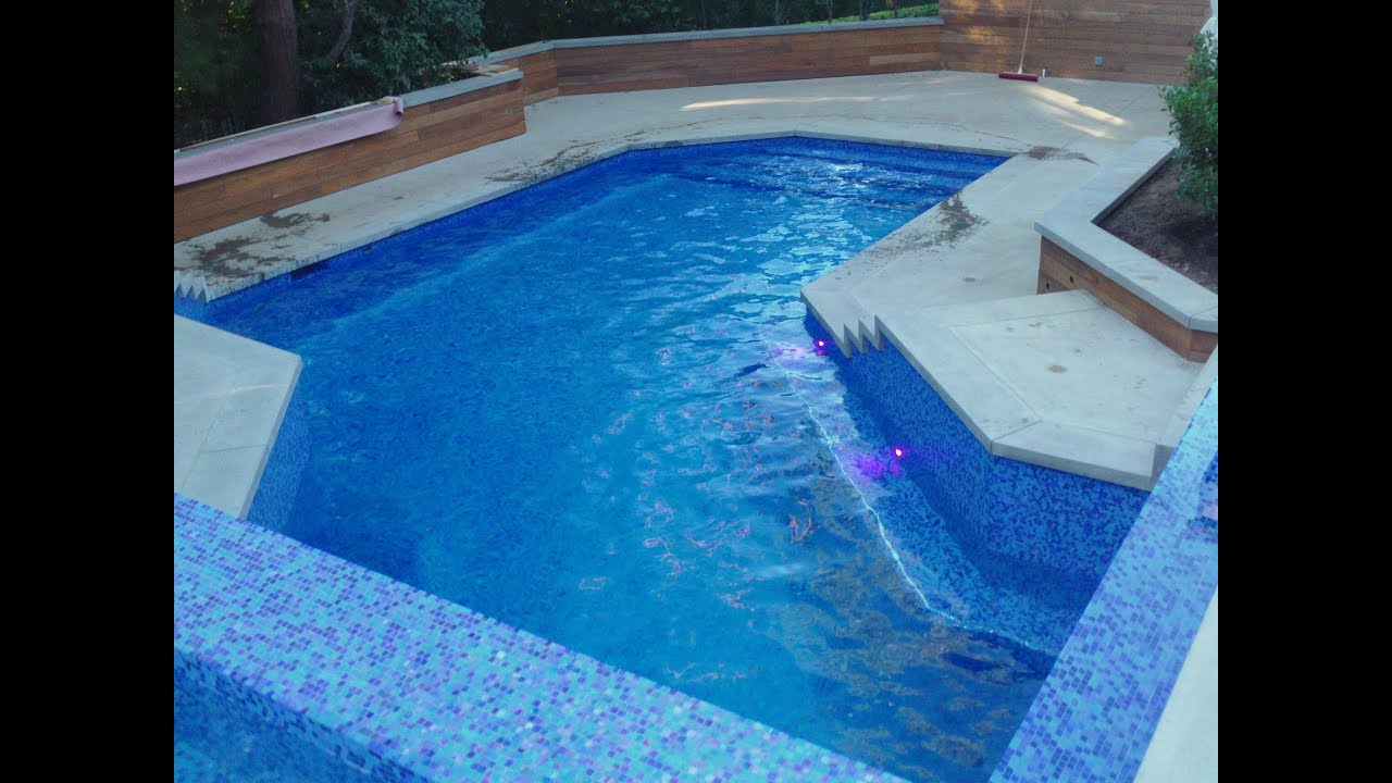 All Tile Pool by fluid DYNAMICS Pool and Spa