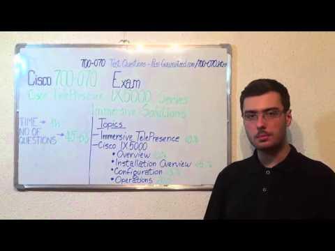 700-070---cisco-exam-telepresence-ix5000-series-test-solutions-questions