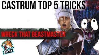 Top 5 Castrum Tricks! Bozjan Southern Front Relics!