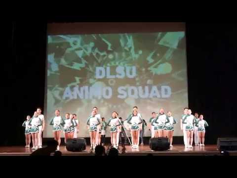 Animo Year-End Thanksgiving 2018 - Animo Squad Performance