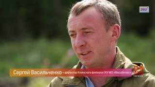 """Документальный фильм """"Техника леса"""""""