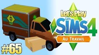 ON SE CASSE !! - Les Sims 4 Au Travail #65
