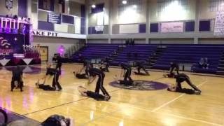 Canyon Lake High School Ballroom Dance Competition 3-9-13
