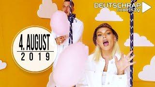 TOP 20 Deutschrap CHARTS 4. August 2019