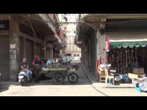 Bourj Hamoud, Lebanon - A Walking Tour HD 1080p