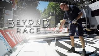 "Video GoPro: ""Beyond The Race"" - Tour de France Logistics 