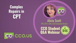 Complex Repairs in CPT | Student Q&A Webinar #046