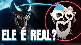 O SIMBIONTE do Venom EXISTE?