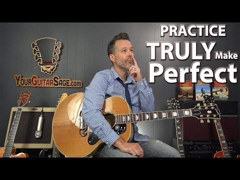 Does Practice TRULY Make Perfect