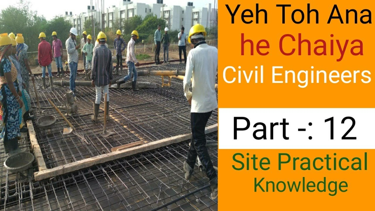 Site Practical knowledge for civil Engineers Part - 12 || 300 Technical Basic  Terms