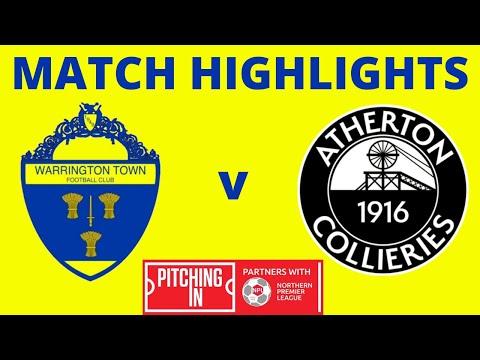 Warrington Atherton Goals And Highlights