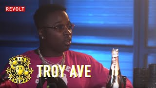 Troy Ave Talks Taxstone Murder Case, Come Up In Hip-Hop & More | Drink Champs (Full Episode)