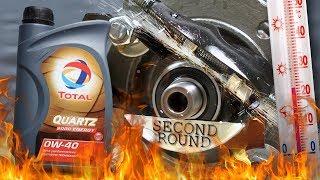 Total Quartz 9000 Energy 0W40 Jak skutecznie olej chroni silnik? 2kg