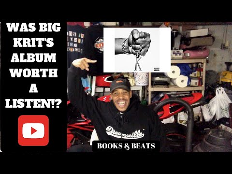 BIG KRIT- TDT ALBUM REVIEW Mp3