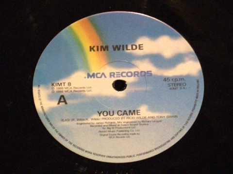 Kim wilde - You came (extended version)