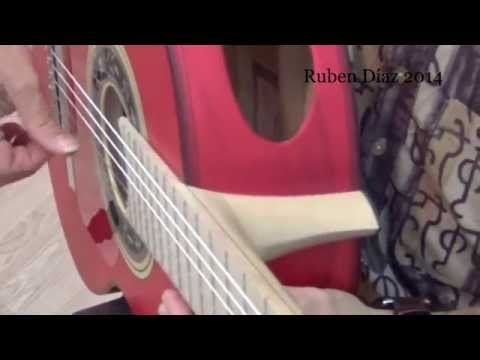 "Tremolo Intro of ""Rio de la Miel"" buleria Paco de Lucia / Ruben Diaz Tips Andalusian Flamenco Guitar"