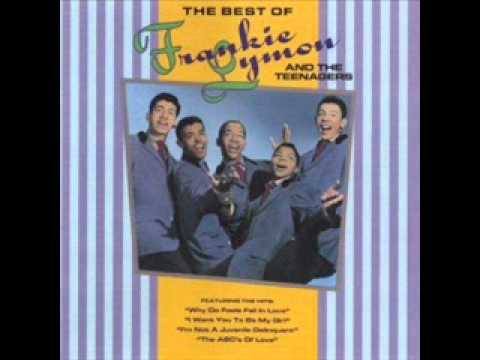 Frankie Lymon and the Teenagers - The ABC's of Love