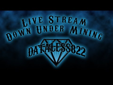 Minecraft Down Under - Mining Live 12