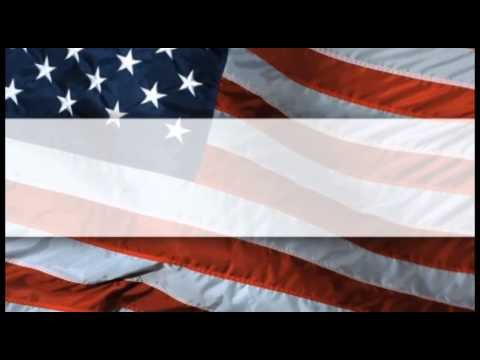 Slow Motion USA Flag Waving United States Of America Flying In High Definition HD Slowmo Video