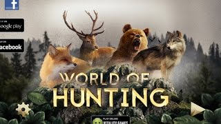 World Of Hunting - Gameplay