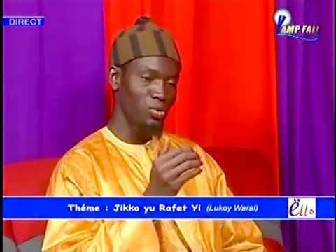 Waxtaan Ci Jikko Yu Rafet à Lamp Fall TV Par El Hadji Djiby Séye Suite