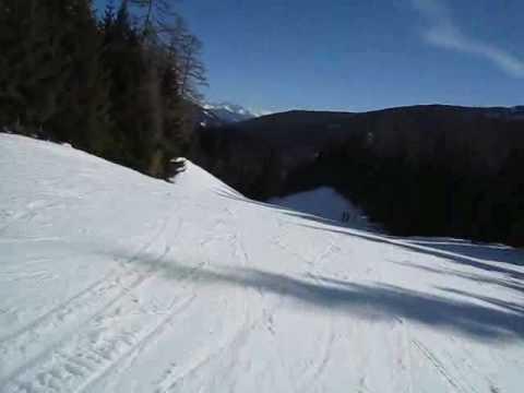 Ski fahren 2009 Filzmoos