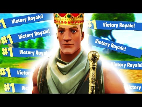 How To Win EVERY Game On Fortnite...