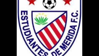 Hino Estudiantes de Mérida Fútbol Club