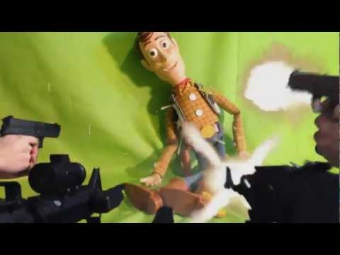 Toy Story 4 (Woody's Revenge) Official Trailer
