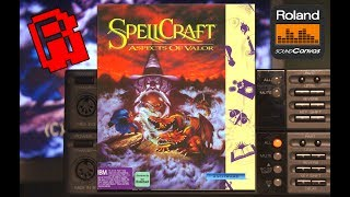 Spellcraft Aspects of Valor Music | Roland SC-88