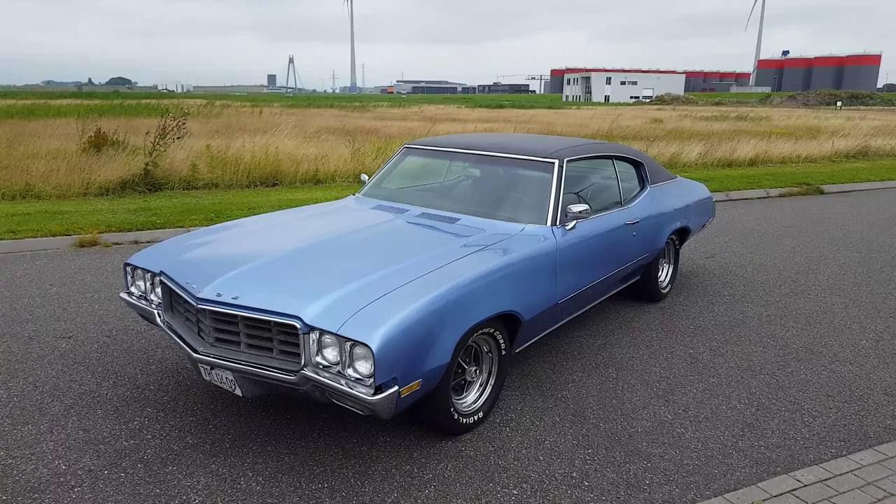1970 Buick Skylark For Sale Www Rookieclassics Nl Youtube