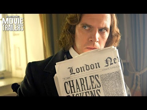 Dan Stevens Is Charles Dickens in The Man Who Invented Christmas Trailer