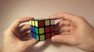 Простой способ собрать кубик Рубика. Видеоурок. Шаг 4 из 6.