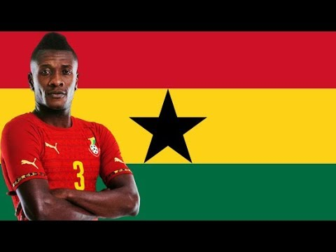 All Asamoah Gyan World Cup Goals