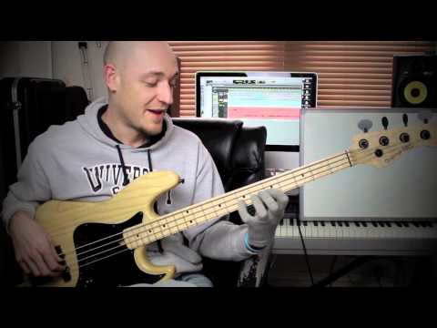 Bass Soloing Lesson - Scale Discovery with Scott Devine (L#77)