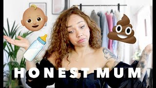 A VERY HONEST MUM Q&A | Samantha Maria